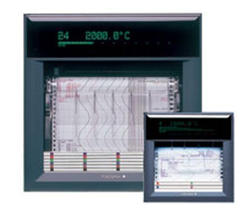 µR系列智能有纸记录仪